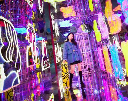 u影魅力空间_潮流艺术展空降杭城 - (杭州休闲时尚) - 杭州网